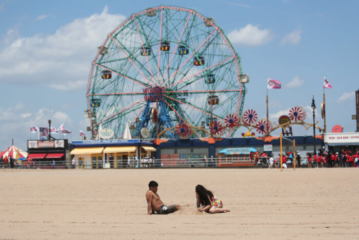 coney Island amusement parks