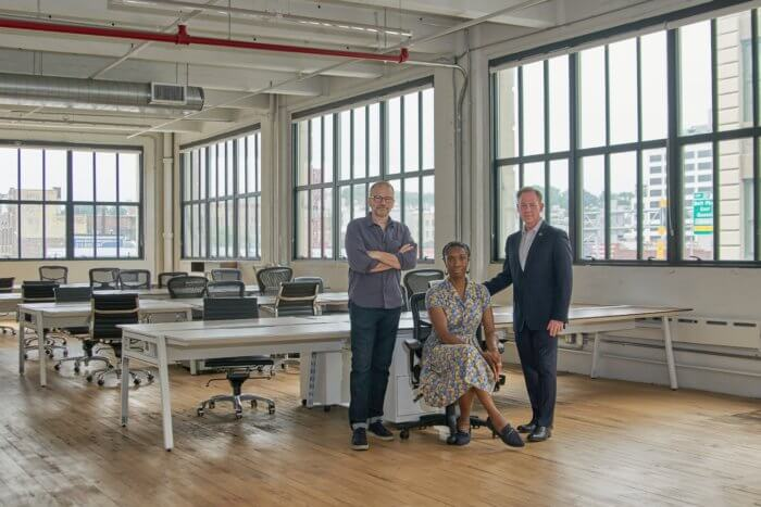 the brooklyn chamber of commerce is moving to Industry City